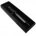 Metallic Mesh Pen Gift Boxed - Pewter (Min Order Qty 1)