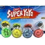 Light Up Super Yoyo Cdu of 24 (Min Order Qty 1)