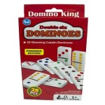 Double Six Dominoes (Min Order Qty 3)