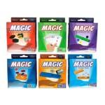 Magic Tricks Assorted CDU of 12 (Min Order Qty 1)