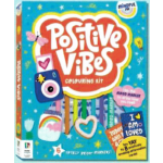 ***Coming August 2021*** Mindful Me Positive Vibes Colouring Kit (Min Ord Qty 2)