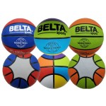 Belta Sports Basketball Rubber Size & Assorted (Min Order Qty 1)