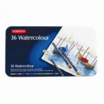 Derwent Pencils Watercolour Tin of 36