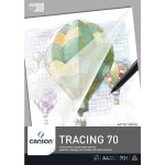 Canson Tracing Pad 70/75gsm A4 (Min Order Qty 1)
