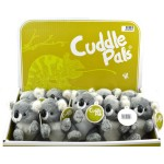 Cuddle Buddies Koala Display of 12 (Min order Qty 1)
