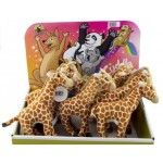 Cuddle Buddies Giraffe - Display of 12