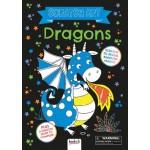 Scratch Art Dragons (Min Order Qty 2)