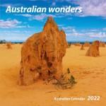 Australian Wonders 2022 Square Wall Calendar (Min Order Qty 5)