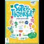 Mindful Me Super Thankful Sticker Activity Book (Min Ord Qty 2)