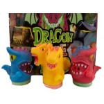 Squeeze Dragon Ooze Head Slime CDU of 12 (Min Order Qty 1)