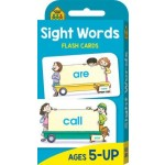 School Zone Flash Cards Sight Words (Min Order Qty 2)
