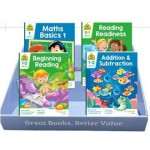 School Zone Counter Unit Offer Assorted Work Books (Min Order Qty 1)