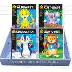 School Zone Counter Unit Offer Giant Work Books (Min Order Qty 1)