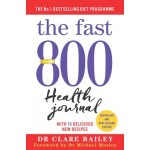 The Fast 800 Health Journal by Dr. Clare Bailey (Min Ord Qty 2)