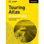 UBD/Gregory's Touring Atlas of Australia Edition 29th (Min Order Qty 1)