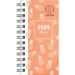 UPWARD 2020 A7 WEEK TO VIEW FASHION DIARY (ASSORTED COLOURS) (Available August)