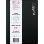 UPWARD 2020 B5 WEEK TO VIEW STANDARD DIARY (BLACK) (Available August)