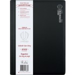 Upward 2022 A4 Day to Page Superior Diary Black (Min Order Qty 2) ***Available August 2021***