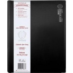 Upward 2022 A4 Day to Page Deluxe Diary Black (Min Order Qty 1) ***Available August 2021***