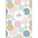Upward 2021 A5 Week to View Diary Printed Hardcover (Min Order Qty 2) Available August 2020
