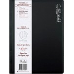 Upward 2021 A4 Day to Page Superior Diary Black (Min Order Qty 2) Available August 2020