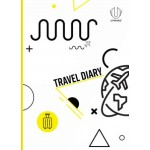 Upward Travel Diary A5 Sections Sewn (Min Order Qty 2)