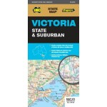 UBD/Gregory's Victoria State & Suburban 370 Map #29 (Min Order Qty 2)