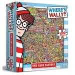 1000 Piece Jigsaw Puzzle Where's Wally Assorted (Min Order Qty 6)