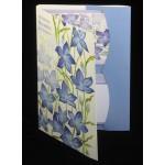 Helene Jones Compendium Letter Set Bluebells (Min Order Qty 2)