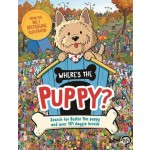 PRE-ORDER Where's the Puppy? - Search for buster the puppy and over doggie breeds ***Coming July 2021***