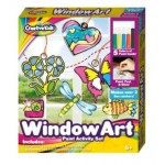 Creative Kids Paint: Window Art Set  (Min Order Qty 2)