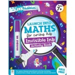 Inkredibles: Launch into Maths Invisible Ink Activity Book (Min Order Qty 2)