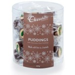 ***PRE-ORDER***  Chocolatier Plum Puddings Tub Individually Wrapped (Min Order Qty 1)