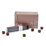 ***PRE-ORDER***  Chocolatier Christmas Caramels 6 pack (Min Order Qty 1) - Display of 12