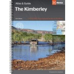 Hema The Kimberley Atlas & Guide #6 (Min Order Qty 1)