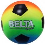Belta Fluro Soccer Ball PVC High Grade 200 gram 23cm (Min Order Qty 1)