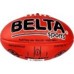 Aussie Rules Football PVC Midi RED C70 (Min Order Qty 1)